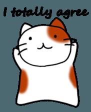 kitty's world(English ver.) sticker #12282081