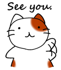 kitty's world(English ver.) sticker #12282082