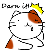 kitty's world(English ver.) sticker #12282085
