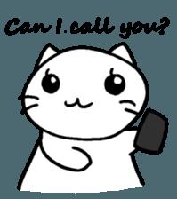 kitty's world(English ver.) sticker #12282090
