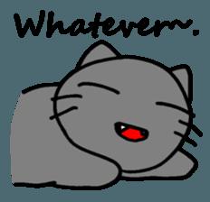 kitty's world(English ver.) sticker #12282100