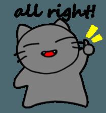 kitty's world(English ver.) sticker #12282105