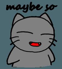 kitty's world(English ver.) sticker #12282108
