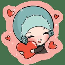 Derina DeHIJAB sticker #12287626