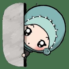 Derina DeHIJAB sticker #12287629