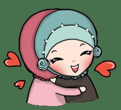 Derina DeHIJAB sticker #12287637