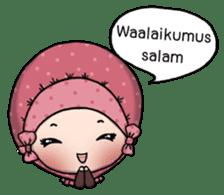Derina DeHIJAB sticker #12287638