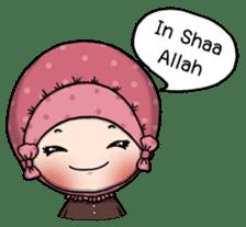 Derina DeHIJAB sticker #12287639