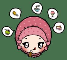 Derina DeHIJAB sticker #12287642