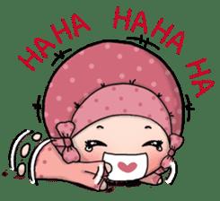 Derina DeHIJAB sticker #12287645