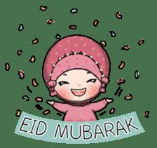 Derina DeHIJAB sticker #12287651