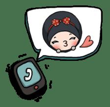 Derina DeHIJAB sticker #12287653