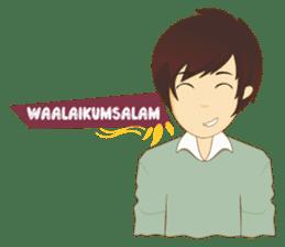 Islamic Soulmate sticker #12289883