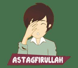 Islamic Soulmate sticker #12289886