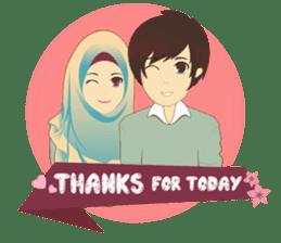 Islamic Soulmate sticker #12289899