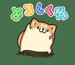 Plump dog Vol.4 sticker #12297263