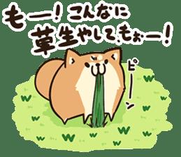 Plump dog Vol.4 sticker #12297277