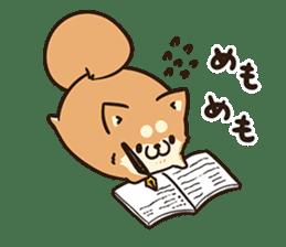 Plump dog Vol.4 sticker #12297299