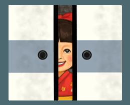 Mononoke sticker sticker #12299811