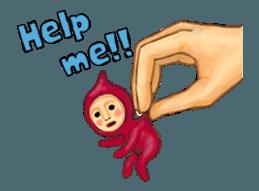 Mononoke sticker sticker #12299828