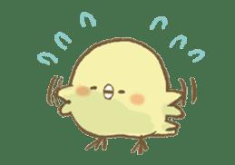 BELLE the WEASEL & Melted Bird MOLT sticker #12306395