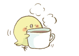 BELLE the WEASEL & Melted Bird MOLT sticker #12306404