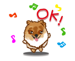animation stickers for doggie fans! sticker #12309159
