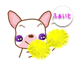 animation stickers for doggie fans! sticker #12309164