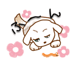 animation stickers for doggie fans! sticker #12309167