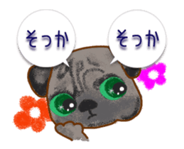 animation stickers for doggie fans! sticker #12309168