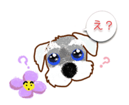 animation stickers for doggie fans! sticker #12309170