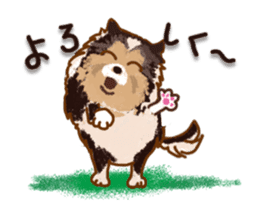 animation stickers for doggie fans! sticker #12309173