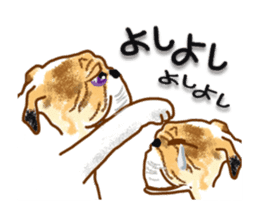 animation stickers for doggie fans! sticker #12309175