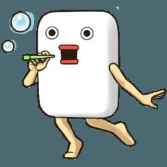 SOAPMAN Sticker 3