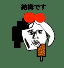 RED RIBBON 6 sticker #12351769