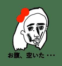 RED RIBBON 6 sticker #12351790