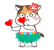 Soidow Cat Animated(Eng) sticker #12363054