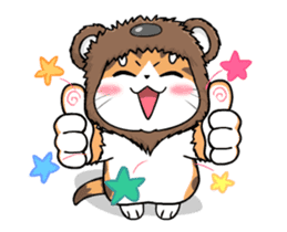 Soidow Cat Animated(Eng) sticker #12363057