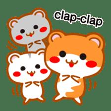 PokePoke Hamster sticker #12364187