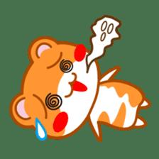 PokePoke Hamster sticker #12364188