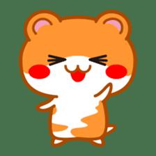 PokePoke Hamster sticker #12364189