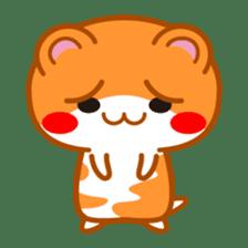 PokePoke Hamster sticker #12364190