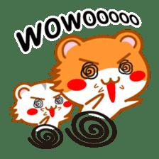 PokePoke Hamster sticker #12364193