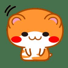 PokePoke Hamster sticker #12364195