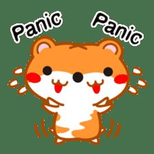 PokePoke Hamster sticker #12364197