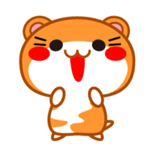 PokePoke Hamster sticker #12364199