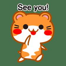PokePoke Hamster sticker #12364200