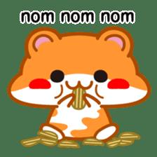 PokePoke Hamster sticker #12364202