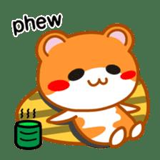 PokePoke Hamster sticker #12364203