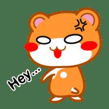 PokePoke Hamster sticker #12364204